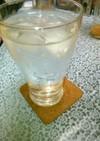 ブリタ水で焼酎の水割り☆☆☆