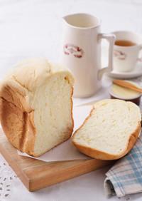 バター好きの♪HBでリッチなホテル食パン