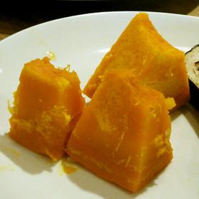 材料二つ!かぼちゃの塩麹煮