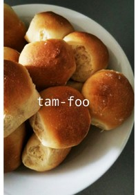 卵・乳 不使用 キャラメルパン