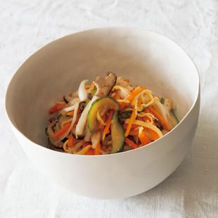 韓国風和えサラダ