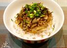 いいダシ出てます♫  ツナ缶の魚飯