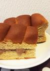 糖質制限レシピ ココアクリームパン