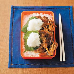 おろし豆腐ハンバーグ弁当