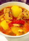 簡単 具沢山 体が温まる 晩御飯スープ
