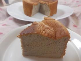 ノンオイルノンシュガー♪バナナケーキ