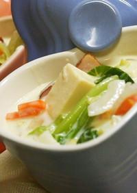 ♡野菜と高野豆腐のクリーム煮♡