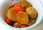 我が家の里芋の煮物!煮っころがし!?☆