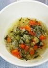 離乳食中期~ 栄養たっぷり野菜スープ