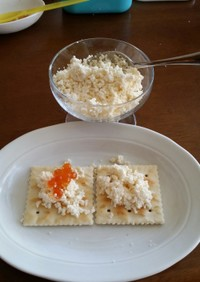 牛乳レモン簡単カッテージチーズ