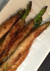 スタミナ源のタレでアスパラの豚肉巻き