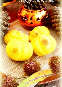 ハロウィン★簡単★かぼちゃケーキ