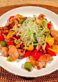 和美食 鶏のカシューナッツ炒め