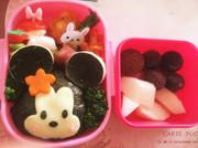 ミニーちゃん弁当の写真