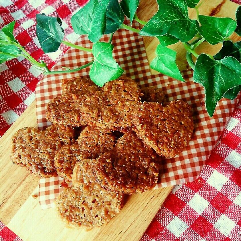 絶対はまる❤ザクザクパン粉でクッキー