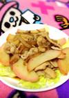 かさ増し豚の生姜焼き
