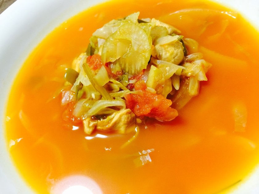デトックススープ 痩せる 脂肪燃焼