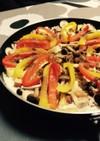豚バラとさつま芋の炊込みご飯