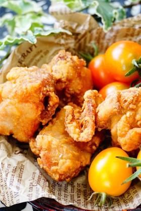 【鶏の唐揚げ】生姜醤油味