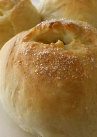 シュガーバター手捏ねパン
