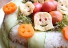 すし酢DE手軽にケーキ寿司♪