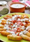 トルコの家庭料理☆コザ・マントゥ