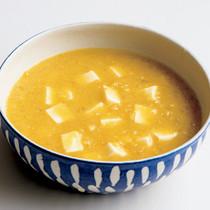 豆腐コーンスープ