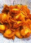 5分で簡単*ベビーホタテと生姜の絶品佃煮