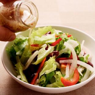 豆入りグリーンサラダ