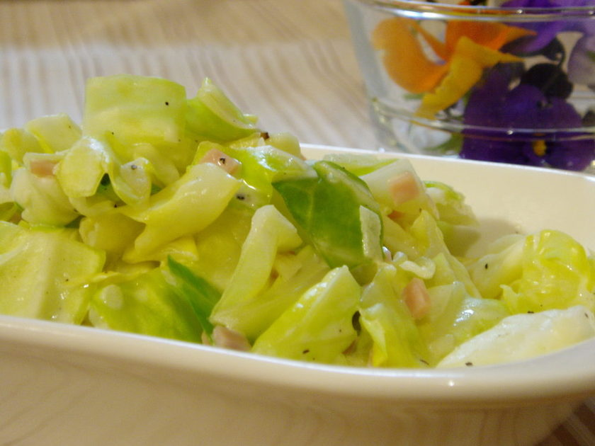 簡単♪おいしい!♪キャベツサラダ