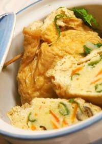 ♡栄養たっぷり(≧▽≦)粉豆腐の袋煮♡