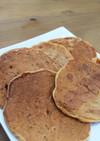 離乳食後期☆卵不使用のパンケーキ