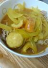 おでん★ヒガシマルカレーうどんスープ