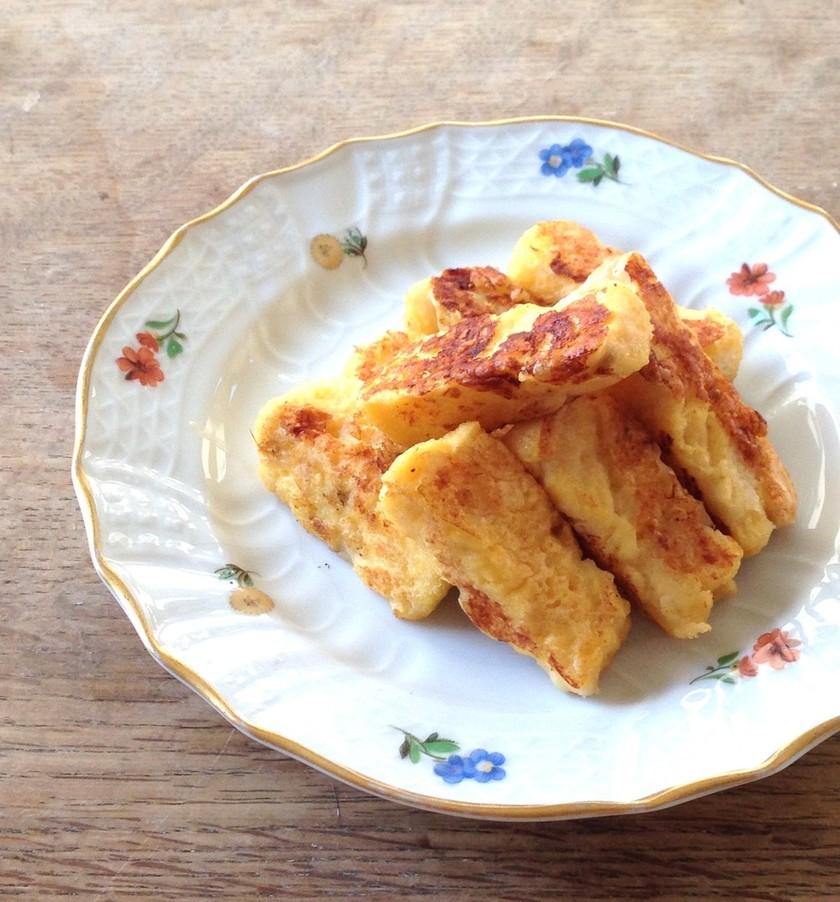 離乳食中期〜後期☆バナナフレンチトースト