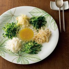 香り野菜のさっぱり炒め