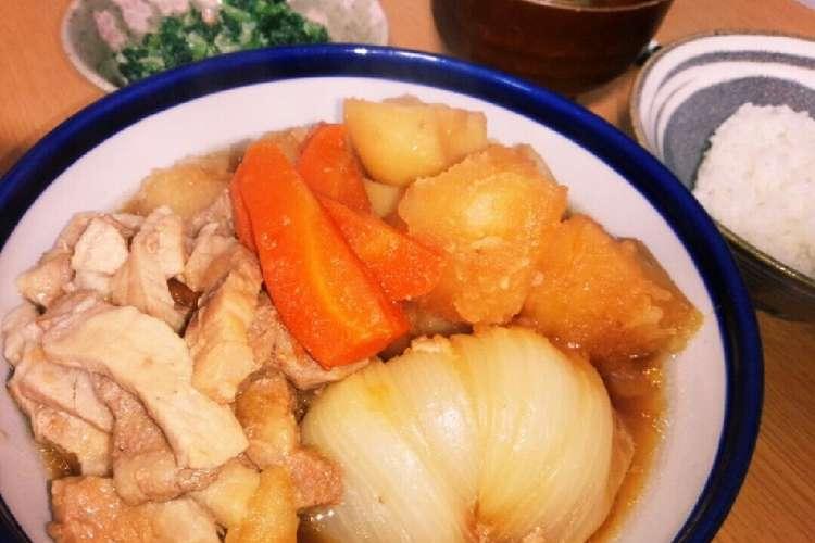 レシピ とんかつ 肉