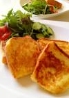 ハーブ塩で簡単★食パンクロックムッシュ