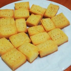 米粉バター不使用ショートブレッド