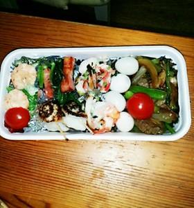 豪華or運動会のお弁当 おかず編
