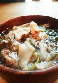 薬膳!免疫力UPきのこたっぷりスープ