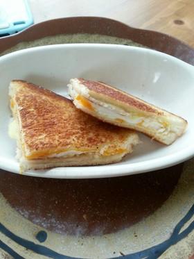 簡単☆キューバ風サンドイッチ