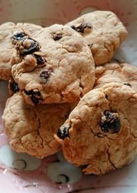 グルテンフリー◎もちあわ粉のクッキー