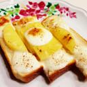 ひろちゃんの♪簡単☆パイナップルトースト