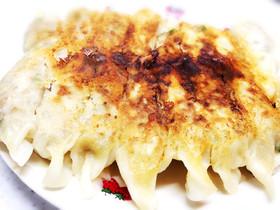 節約&ダイエット♪豆腐で小籠包風餃子