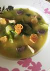 豚カツ用肉で白菜の簡単節約スープ煮込!