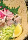 釣り魚の店 舟武のアジのオイルサーディン