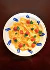 アレグロのフレッシュトマトソースのパスタ