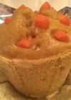 米粉 カレー蒸しパン