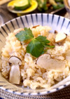 秋の香*簡単美味しい♡絶品料亭の松茸ご飯