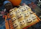 Halloween ちぎりパン
